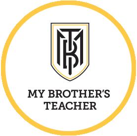 My Brother's Teacher (MBT) Logo