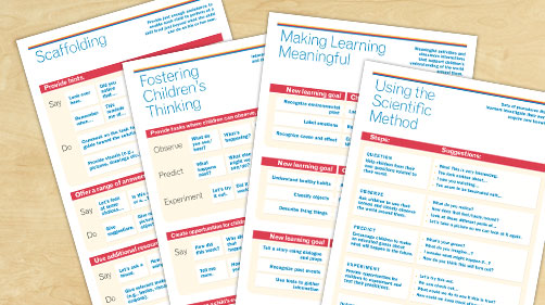 Instructional Interactions Posters